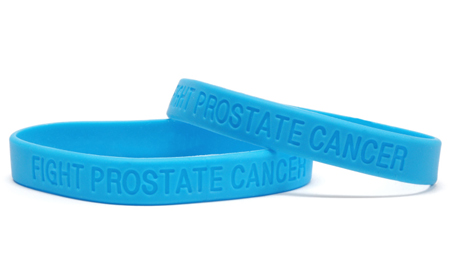 prostate cancer awareness bracelettes