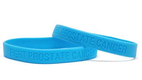 prostate cancer awareness bracelettes