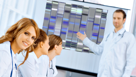 doctors showing sequencing