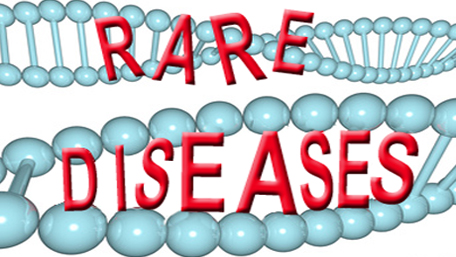 rare diseases with DNA