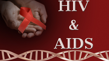 HIV & AIDS with DNA