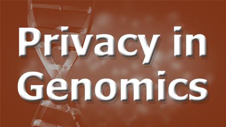 Privacy in Genomics